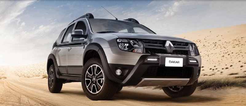 renault duster dakar 2018 serie limitada ya en m xico autos actual m xico. Black Bedroom Furniture Sets. Home Design Ideas