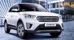 Hyundai Creta 2018 frente
