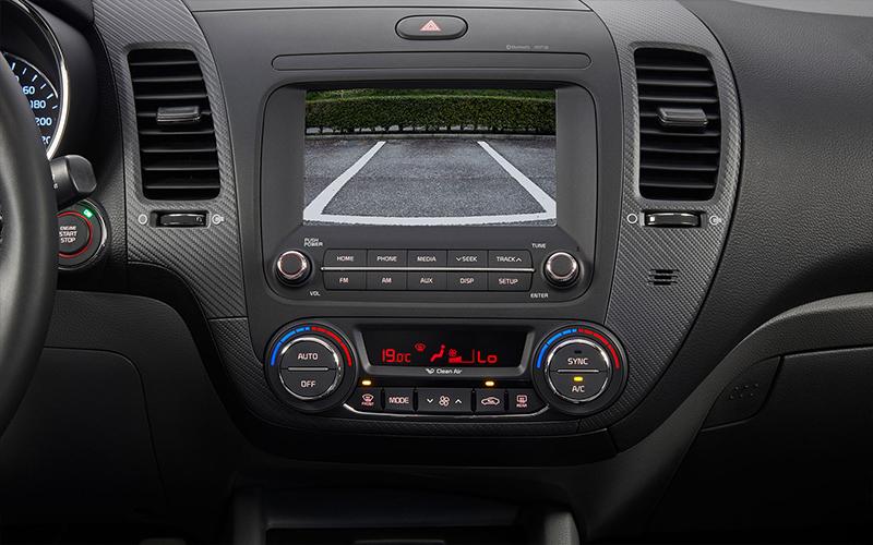 Kia Forte 2018 En Mexico Con Nuevo Motor Atkinson Interior Camara De Reversa Autos Actual Mexico