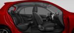 Nissan March 2018 interior