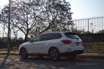 Nissan Pathfinder 2017 prueba en la CDMX por Autos actual lateral