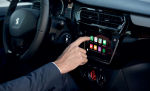 Peugeot 301 2018 pantalla