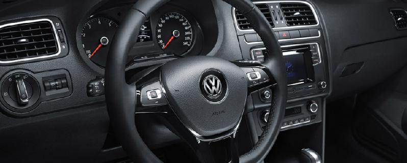 Volkswagen Polo 2018 volante