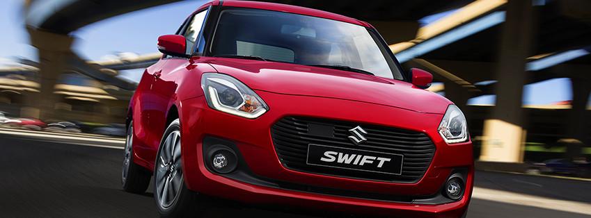 Suzuki Swift 2018 en México