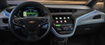 Chevrolet Bolt EV 2017 interior