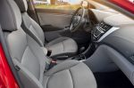 Hyundai Accent 2018 asientos
