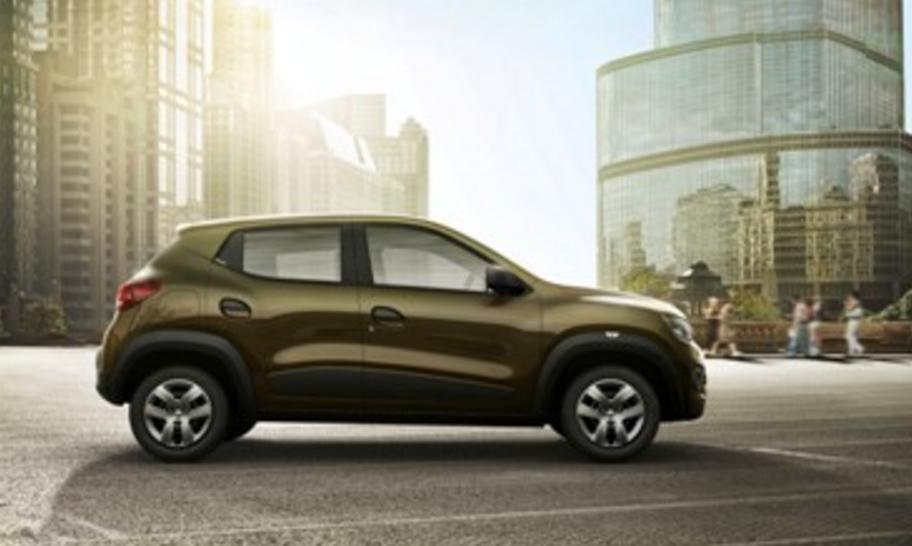 Renault Kwid 2018 en México