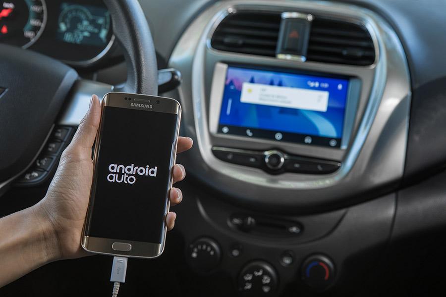 Nuevo Chevrolet Beat 2018  en México con Android Auto