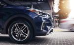 Hyundai Santa Fe 2018 frente