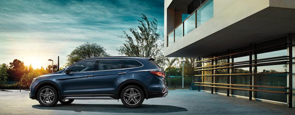 Hyundai Santa Fe 2018 en México