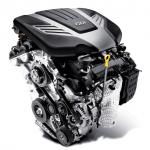 Hyundai Santa Fe 2018 motor
