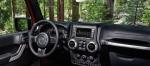 Jeep Grangler Rubicon Recon 2017 interior