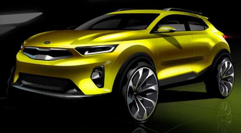 Kia Stonic, el auto más personalizable de la marca