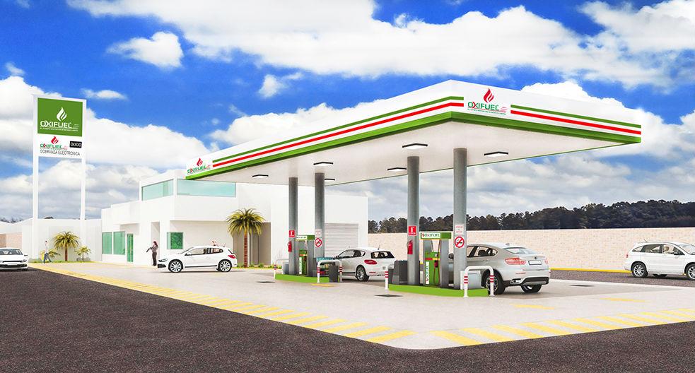 Oxifuel, gasolinera veraccruzana