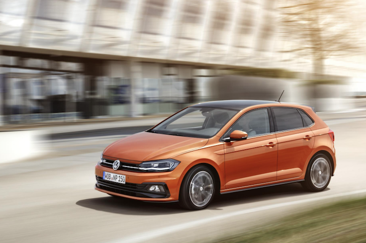 Volkswagen Polo 2016 Sexta Generación