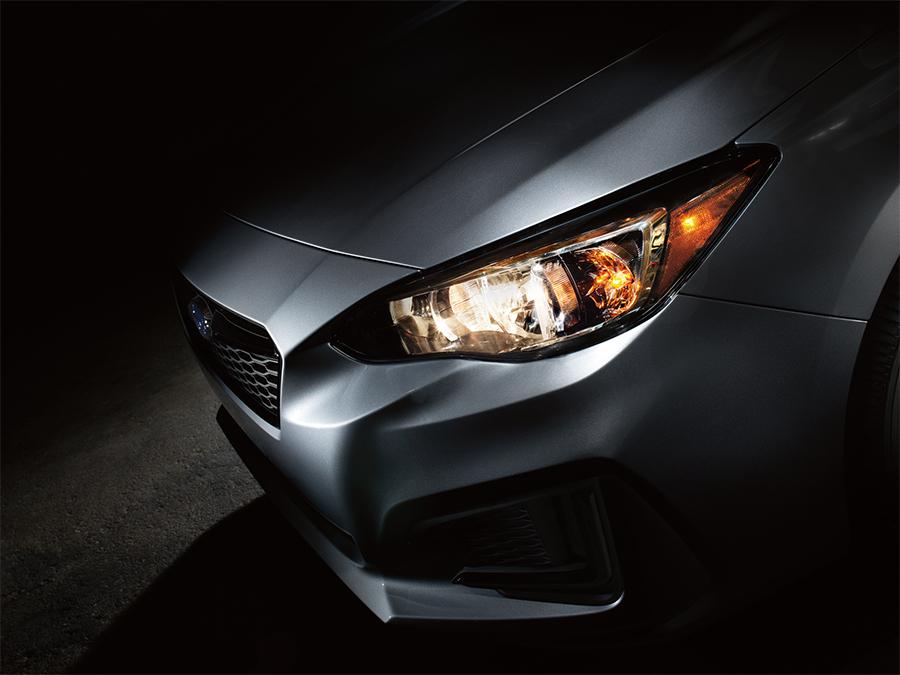 Subaru Impreza 2017 faros