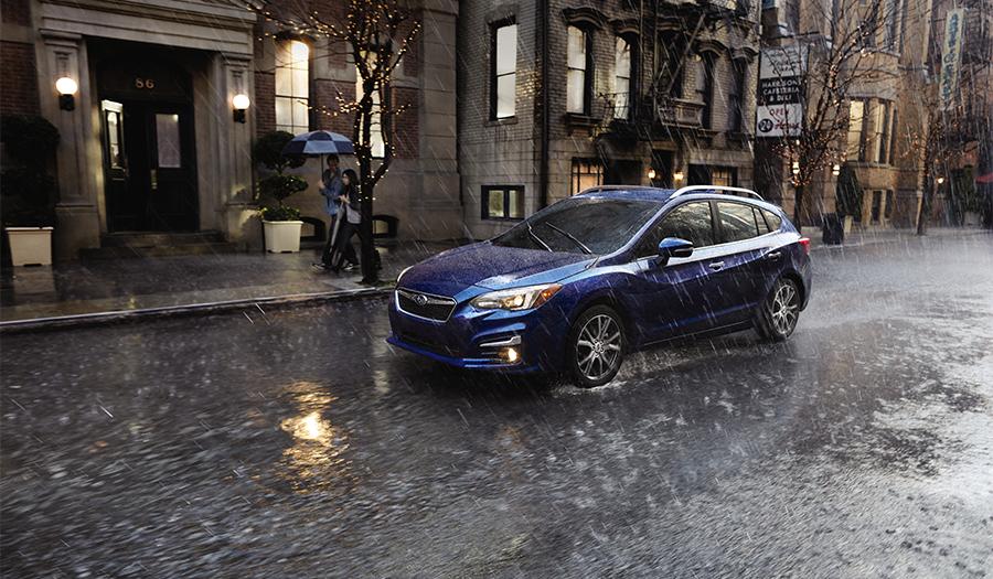 Subaru Impreza 2017 próximamente en México