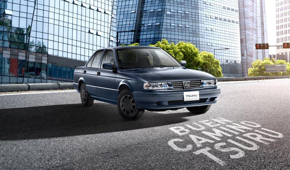 Nissan Tsuru versión Buen Camino