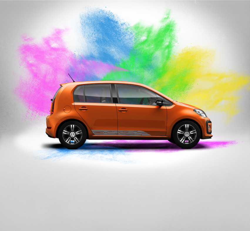 Volkswagen up! connect 2018 en México