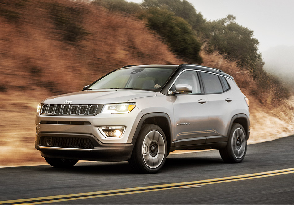 jeep compass 2018 muy pronto en m xico autos actual m xico. Black Bedroom Furniture Sets. Home Design Ideas