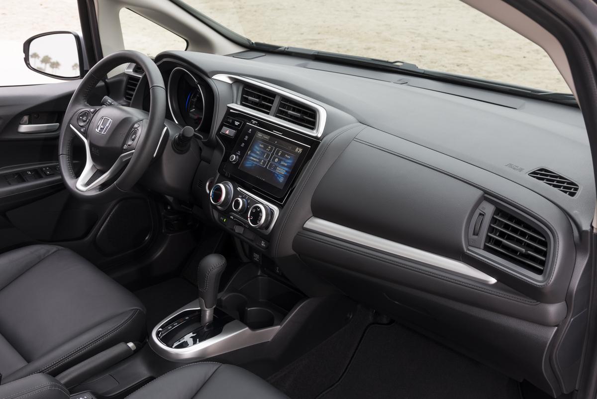 2018 honda fit ex l navi autos actual m xico for Honda fit 2017 precio