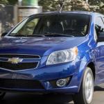 Chevrolet Aveo 2018 ya a la venta en México: precios y versiones