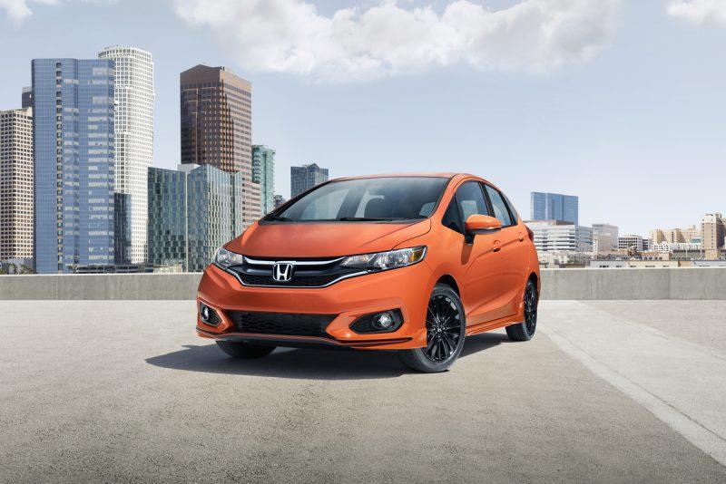 Honda Fit 2018 renovado muy pronto en México