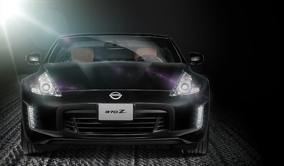 Nissan 370z Touring 2018 en México frente