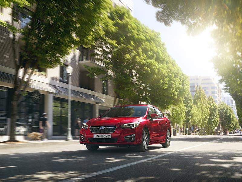 Subaru Impreza 2017 ya a la venta en México, precios y versiones