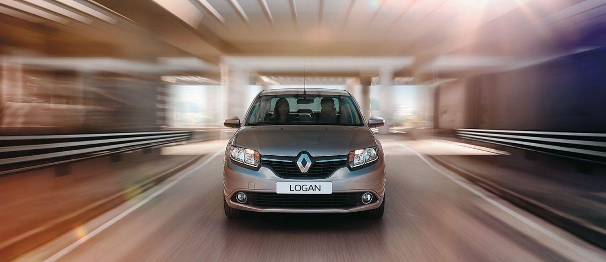 Renault Logan 2018