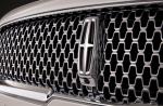 Lincoln Continental 2018 parrilla