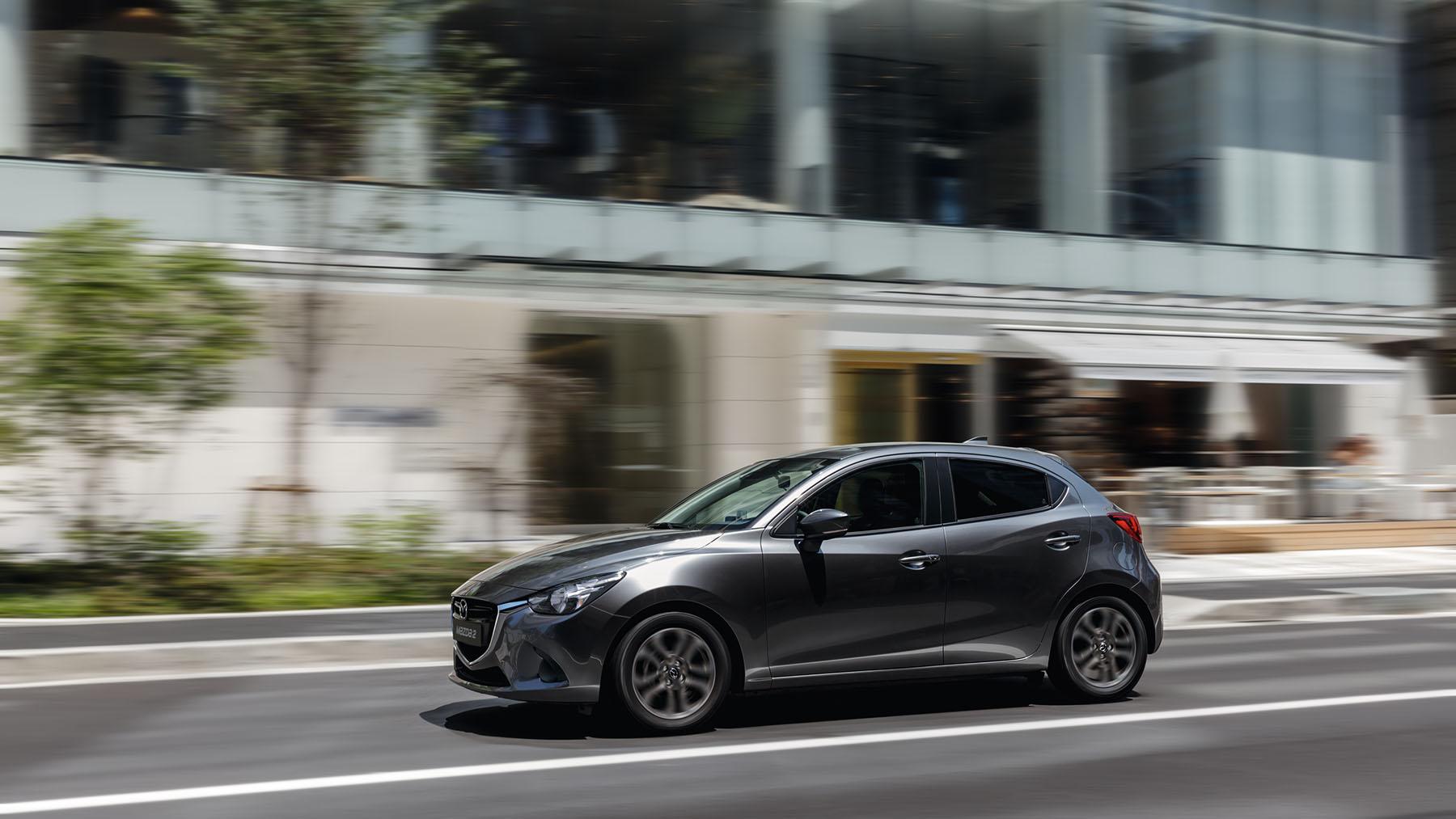 Precios De Autos Mazda 2017 >> Mazda 2 2018 - Autos Actual México