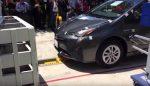 Totyota Prius 2017 test