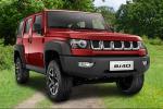 BAIC BJ40 en México nuevo 4x4 con motor Turbo