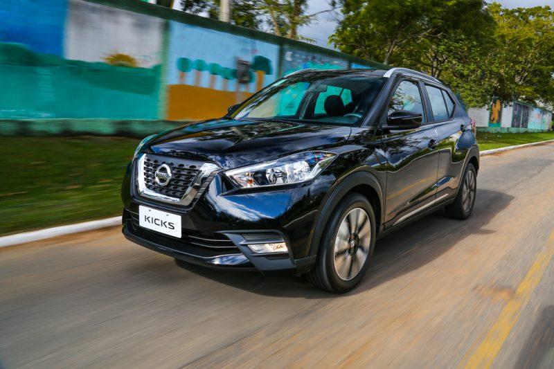Nissan Kicks es el líder de los crossovers en México durante el primer trimestre