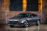 Honda Accord 2018 color gris