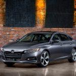 Nuevo Honda Accord 2018 es presentado con nuevo diseño y mayor tecnología
