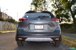 Prueba Nissan Kicks 2017 parte posterior color gris