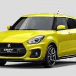 Así es el Suzuki Swift Sport 2018, será presentado en Frankfurt