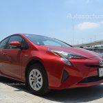 A prueba con el Toyota Prius: el híbrido que supera expectativas