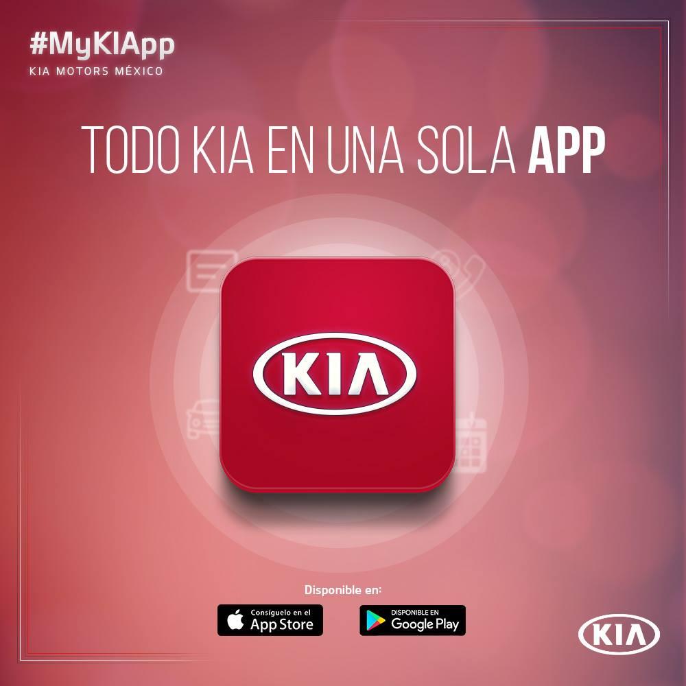 MyKia, la nueva App para optimizar el uso de tu Kia en México