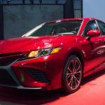 Toyota Camry 2018 llega a México, conoce sus características, versiones y precios.