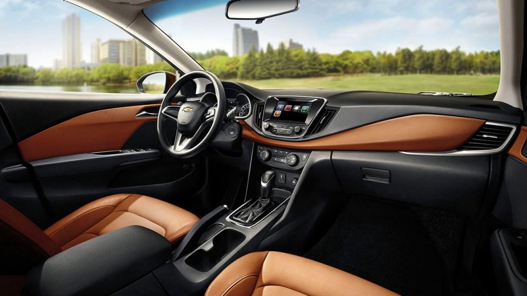 Chevrolet Cavalier 2018 interior