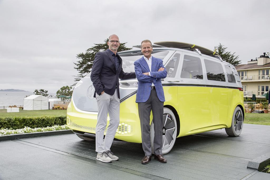 Volkswagen Combi Eléctrica