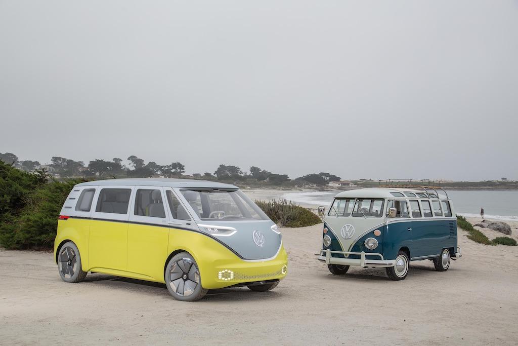 Combi Volkswagen ID Buzz