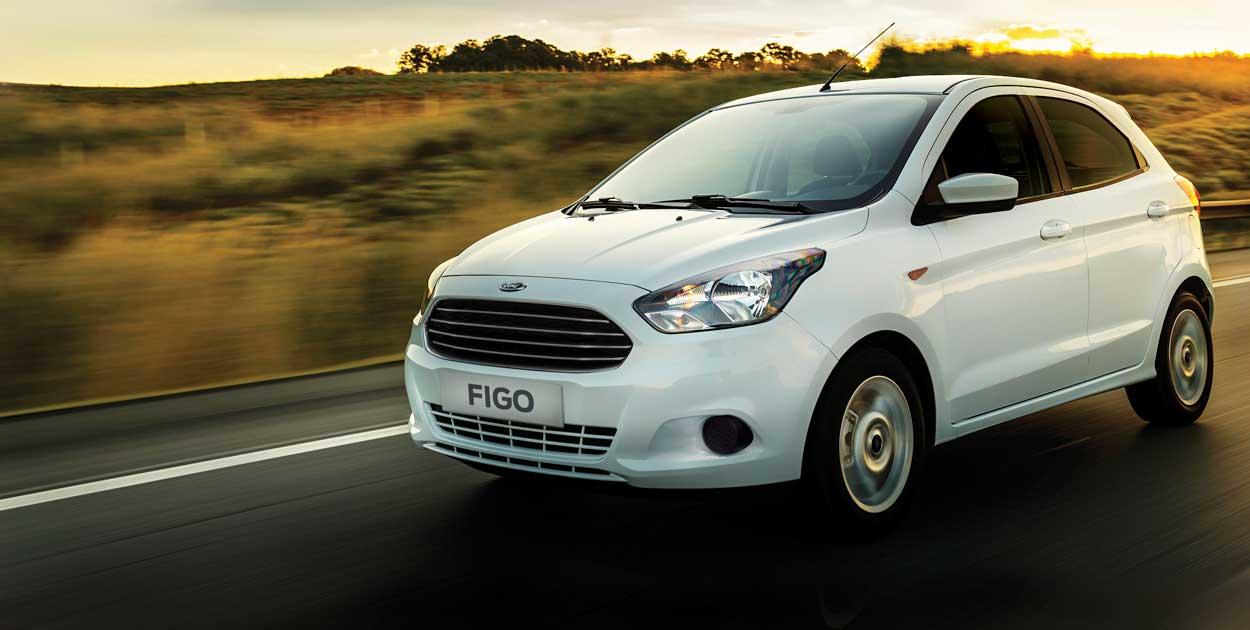 Ford Figo Aspire 2017