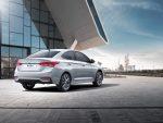 Hyundai Accent 2018 en México exterior posterior derecho