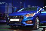 Hyundai Accent 2018 presentación en México frente parrilla faros antiniebla