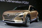 Hyundai SUV eléctrico frente