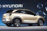 Hyundai SUV eléctrico lateral